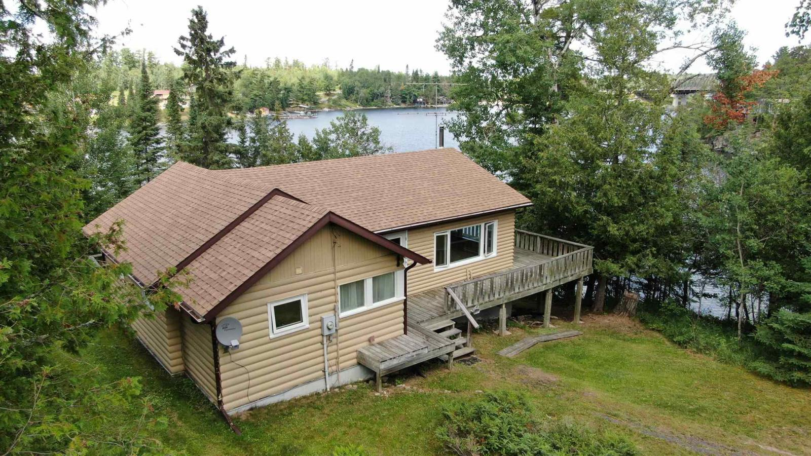 38 Johnson Rd, Sioux Narrows, Ontario  P0X 1N0 - Photo 1 - TB200682