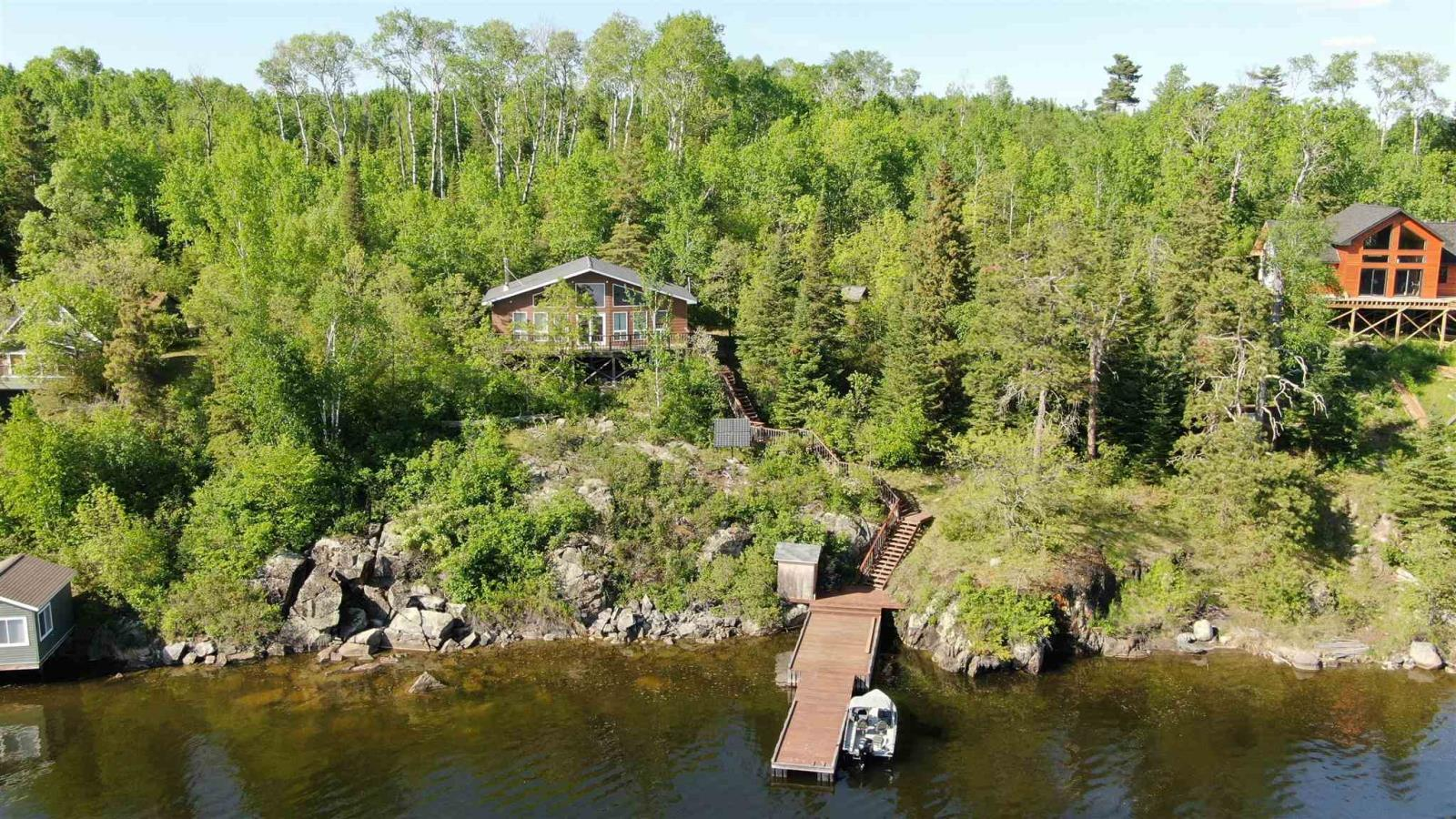 Lot 2 Pipestone Point, Lake Of The Woods, Sioux Narrows, Ontario  P0X 1N0 - Photo 1 - TB200727