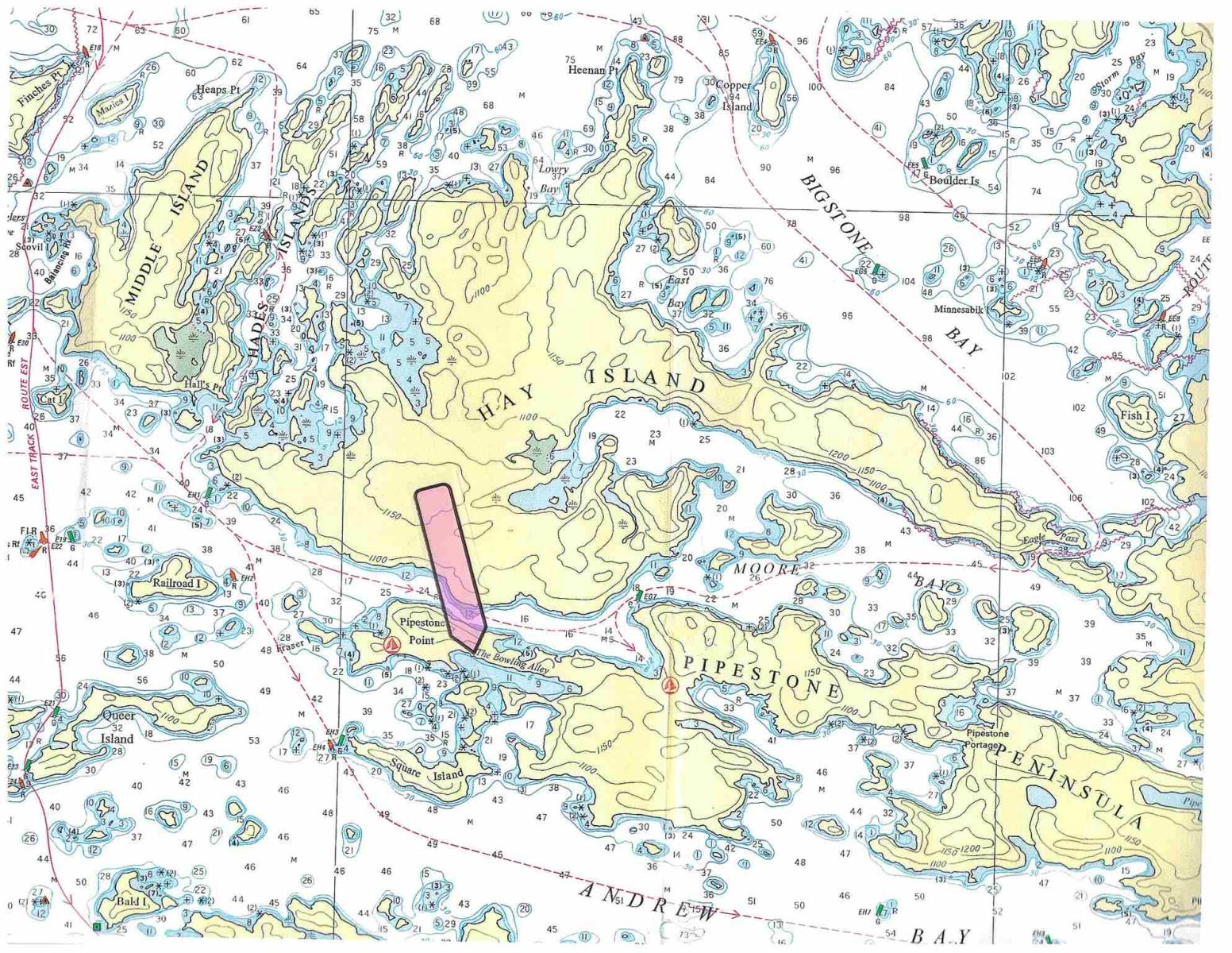 Lot 2 Pipestone Point, Lake Of The Woods, Sioux Narrows, Ontario  P0X 1N0 - Photo 42 - TB200727
