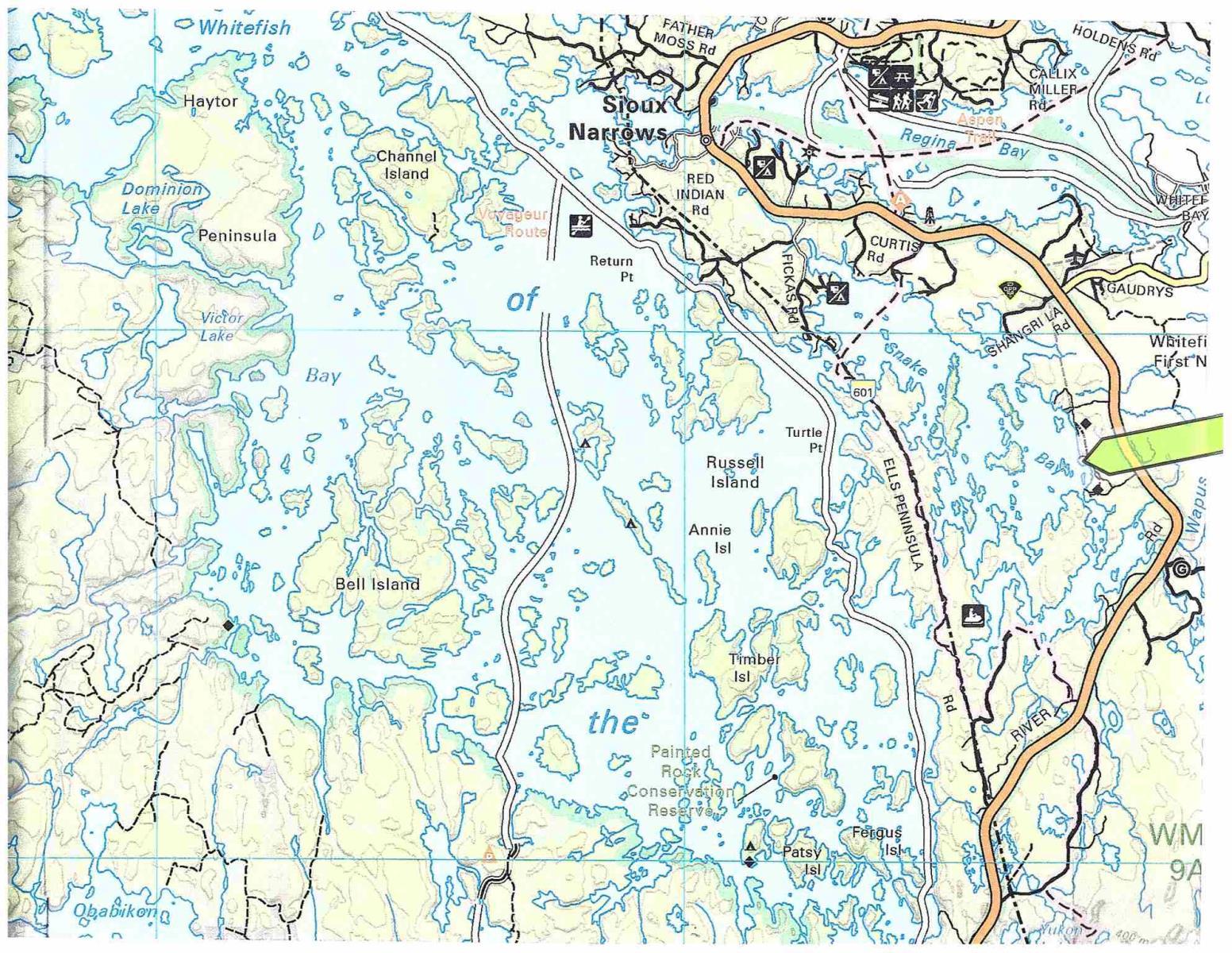 60 White Pine Rd, Sioux Narrows, Ontario  P0X 1N0 - Photo 49 - TB201030