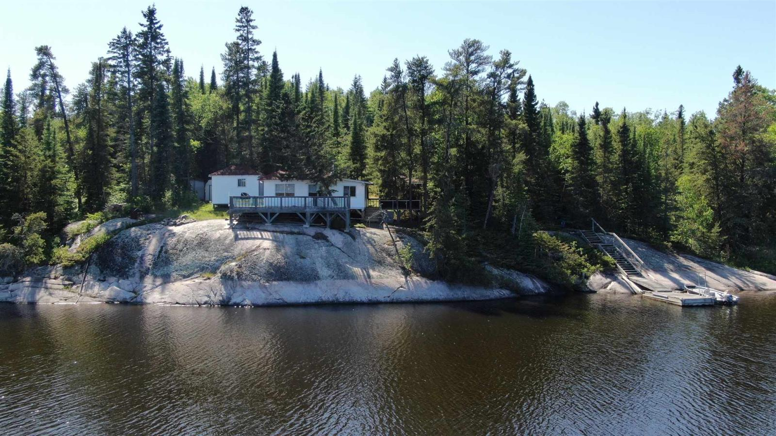 Part Lot 2 Plan M127 Christies Bay, Winnipeg River, Minaki, Ontario  P0X 1J0 - Photo 1 - TB201304