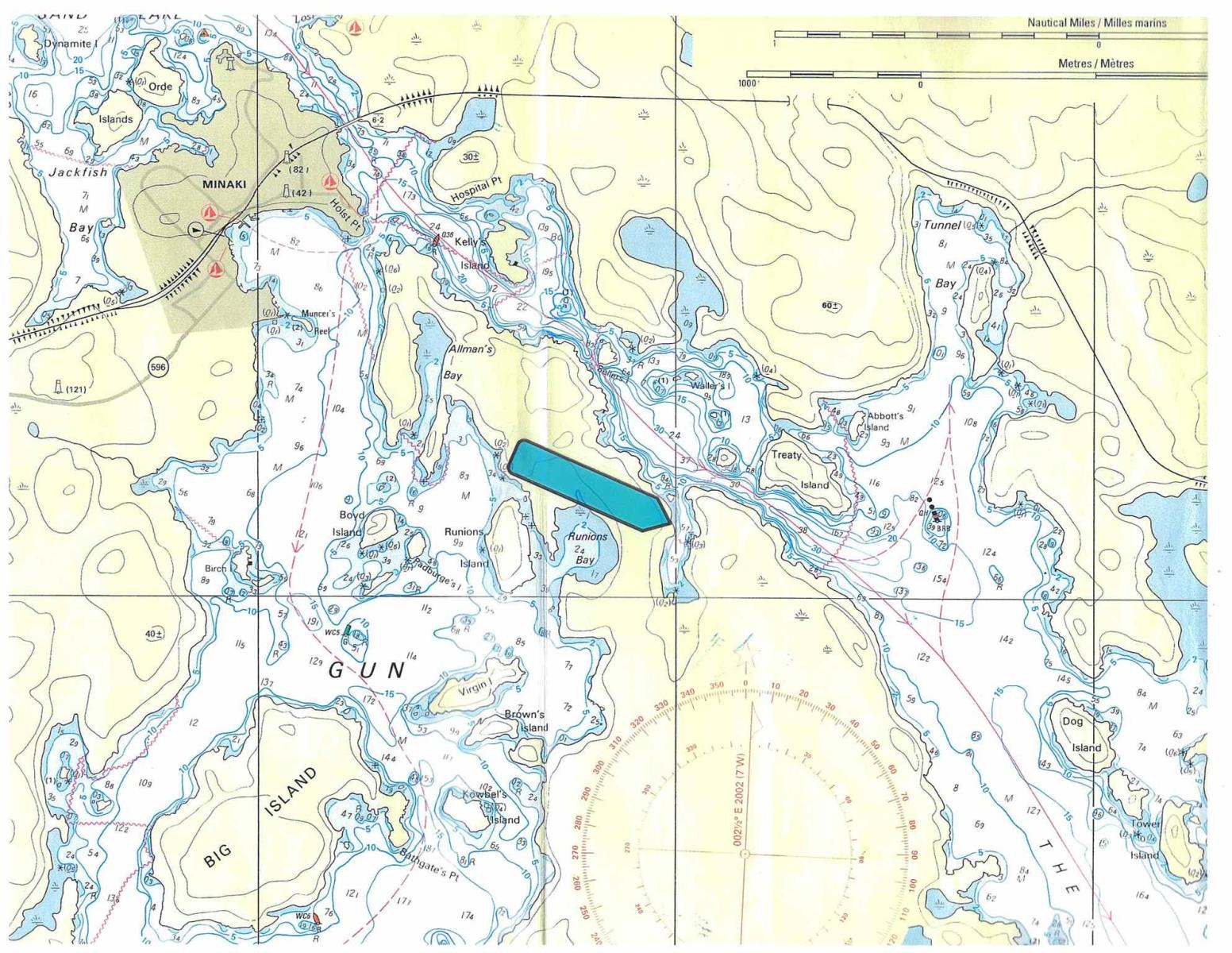 Part Lot 2 Plan M127 Christies Bay, Winnipeg River, Minaki, Ontario  P0X 1J0 - Photo 10 - TB201304