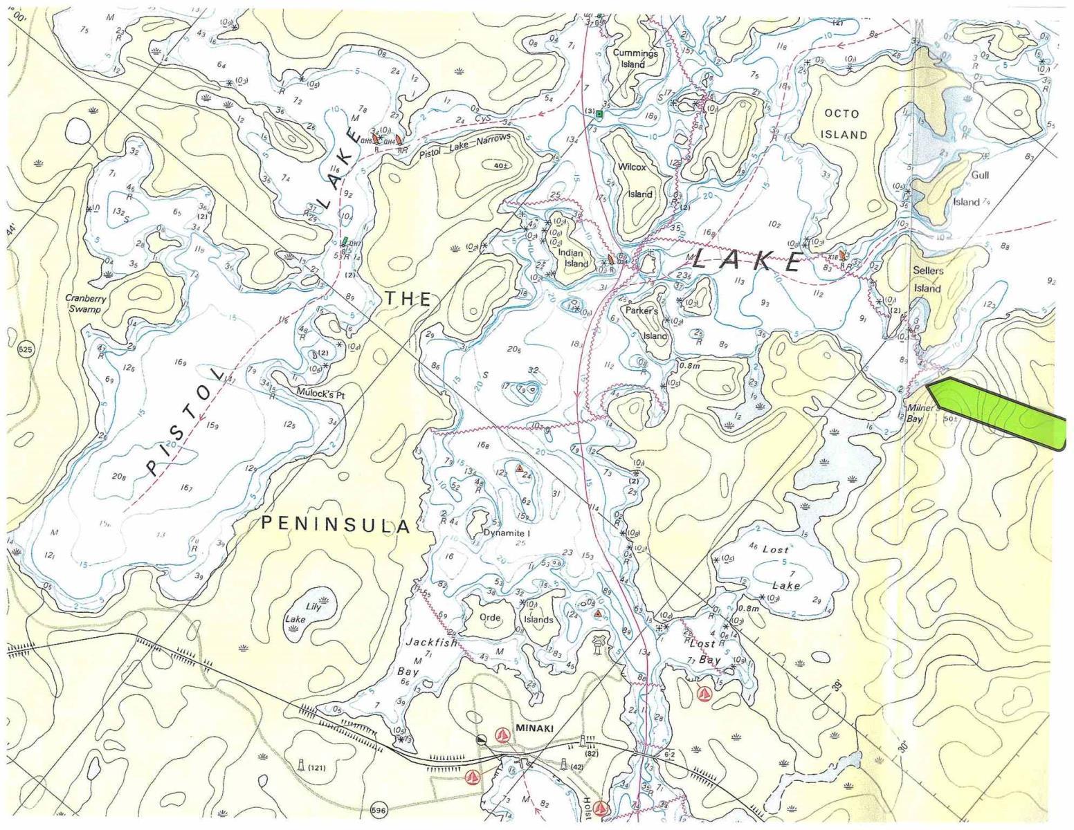 Part 1 & Part 2 23r-14679, Little Sand Lake, Minaki, Ontario  P0X 1J0 - Photo 4 - TB200671