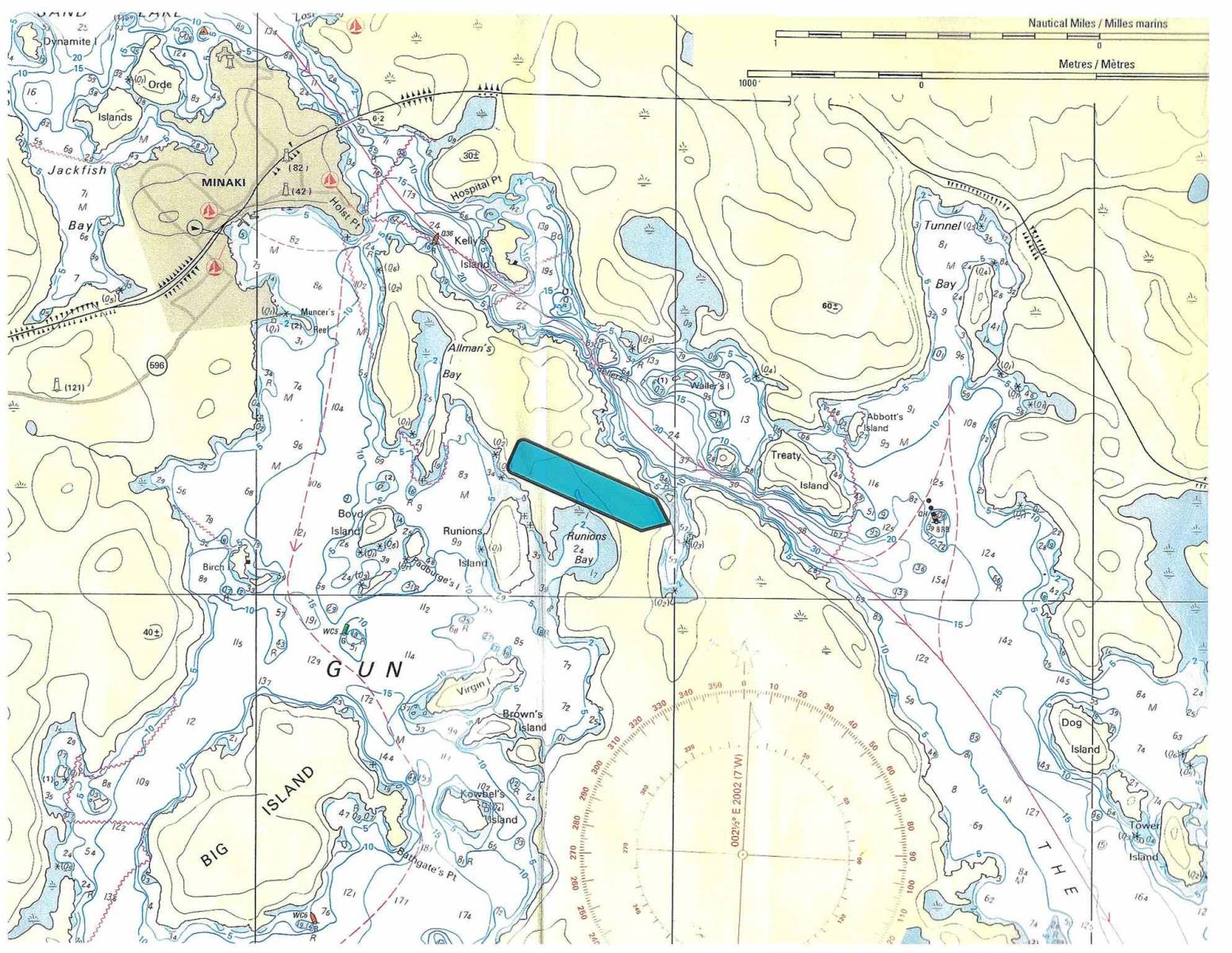 Part Lot 2 M127 Christie's Bay, Winnipeg River, Minaki, Ontario  P0X 1J0 - Photo 9 - TB201447