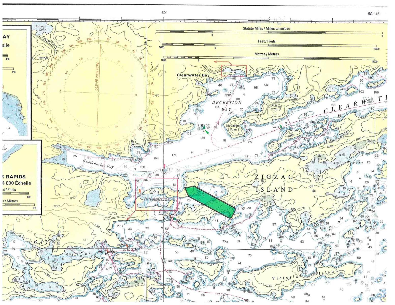 Lots 9-10 M464 Zig Zag Is, Clearwater Bay, Ontario  P0X 1S0 - Photo 42 - TB202366