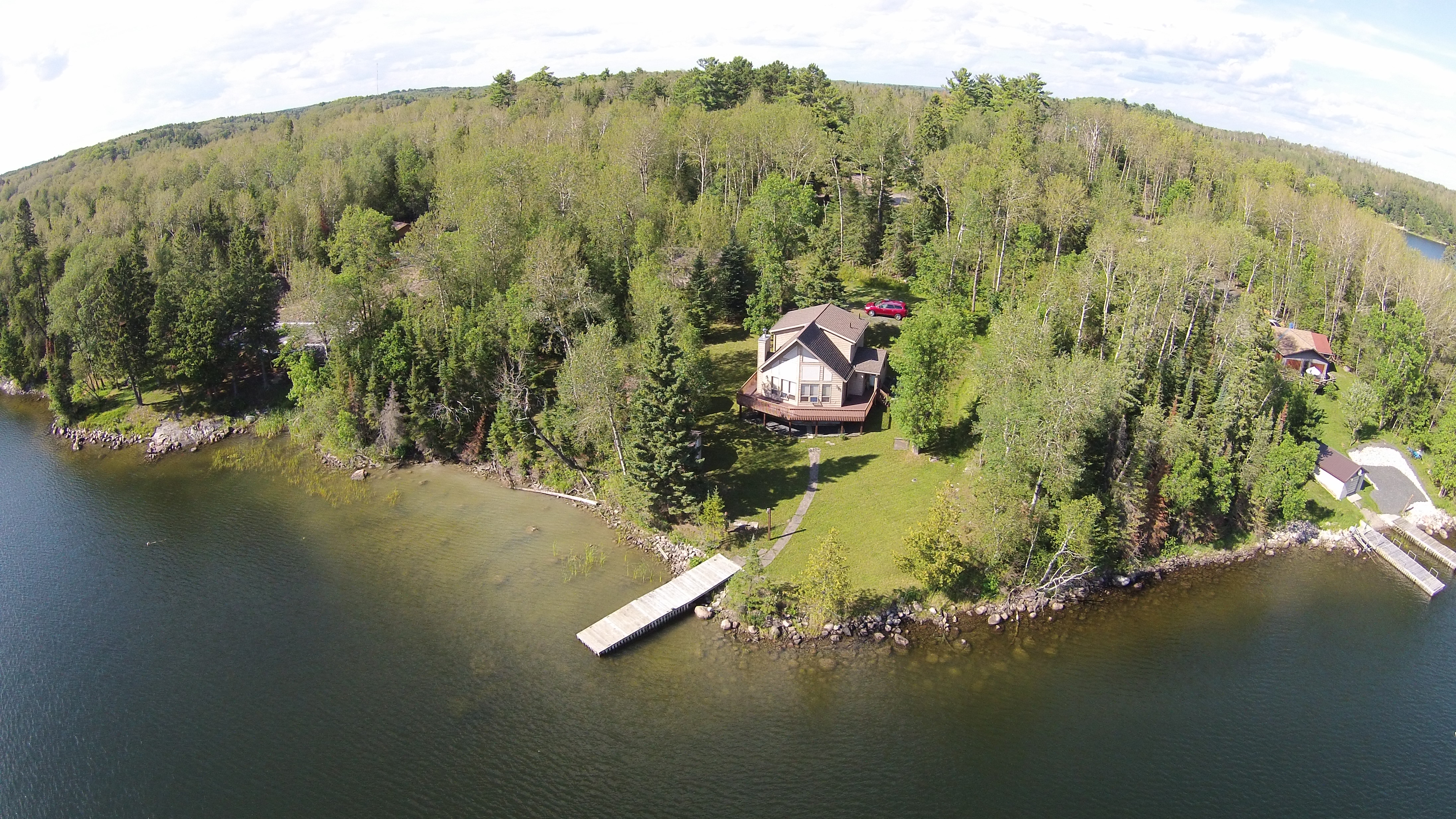 Bloomers Road, Sioux Narrows, Ontario  P0X 1N0 - Photo 1 - Exclusive